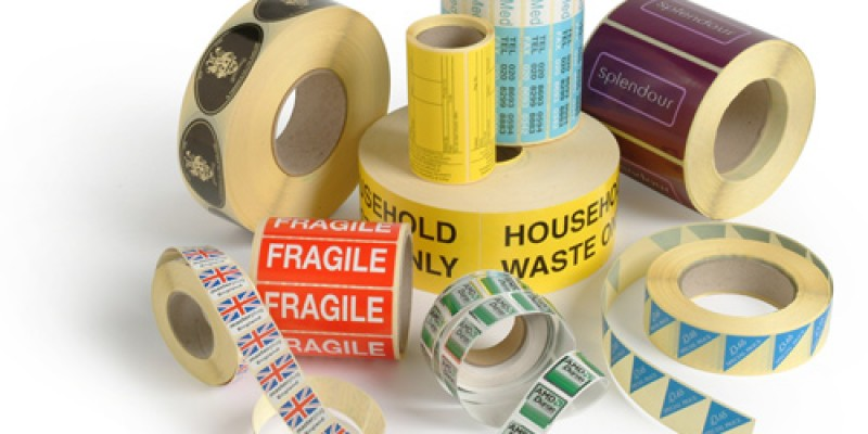 Особености на самозалепващи етикети