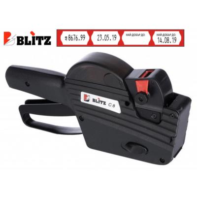 Маркиращи клещи модел BLITZ C8