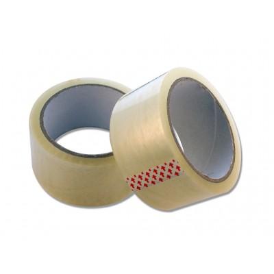 Опаковъчно тиксо 48мм х 60м (акрилно, прозрачен цвят) на цена от 0,79 лв.