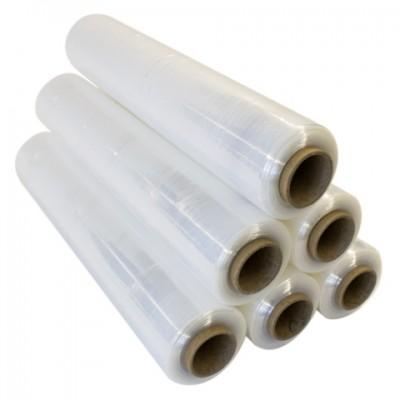 Ръчни ролки стреч фолио: 2,2кг на цена от 9,85 лв.
